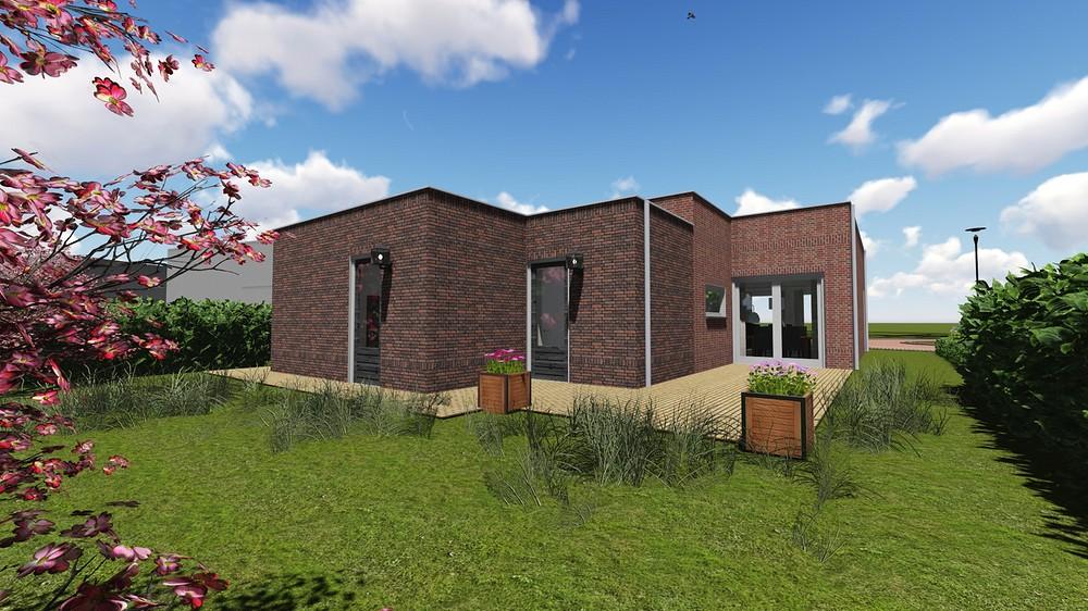 Nieuwbouw seniorenbungalow - Nieuw Bergen