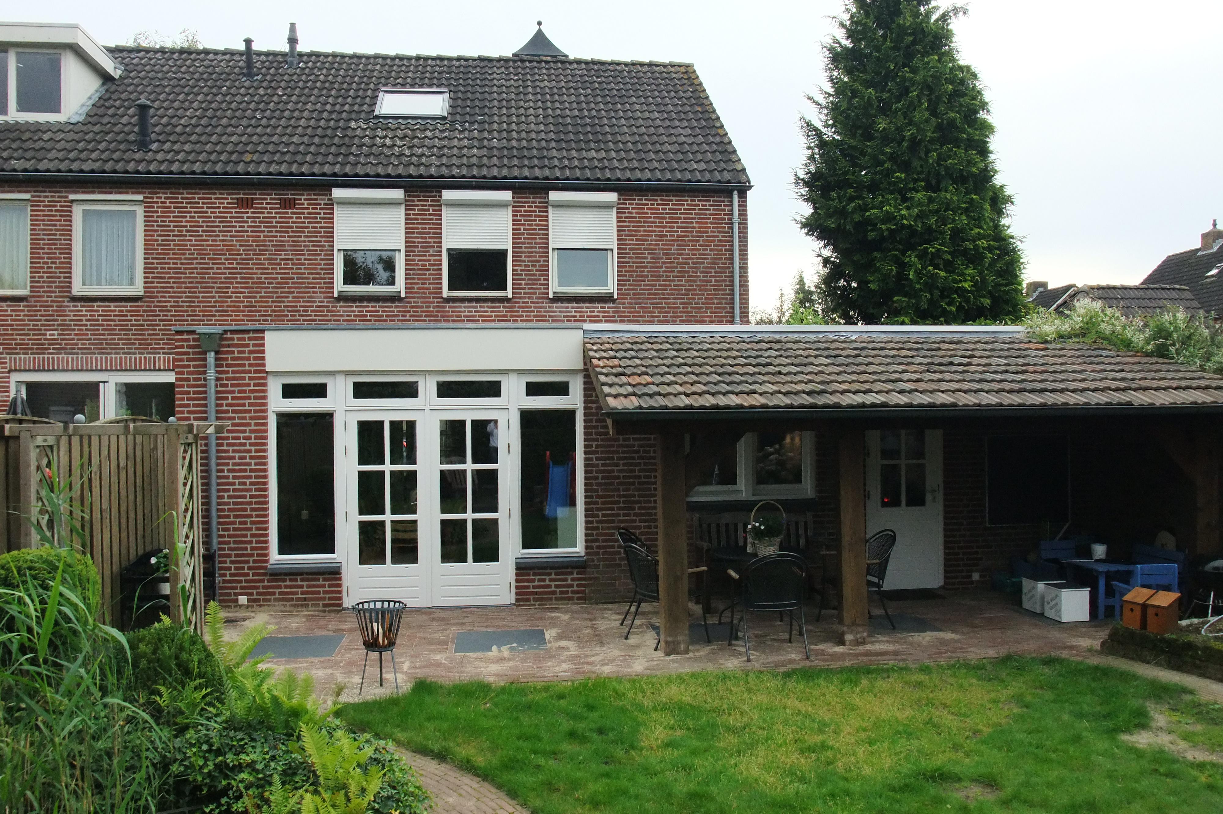 Uitbreiding woonhuis 04 - Boxmeer