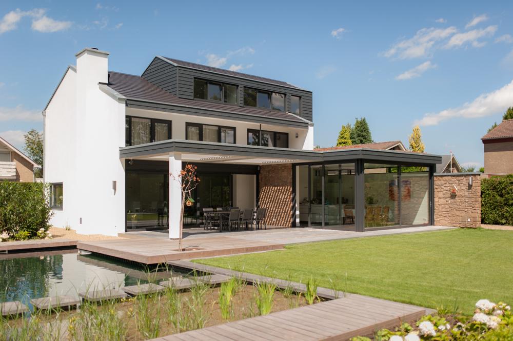 Verbouwing + uitbreiding woonhuis - Boxmeer