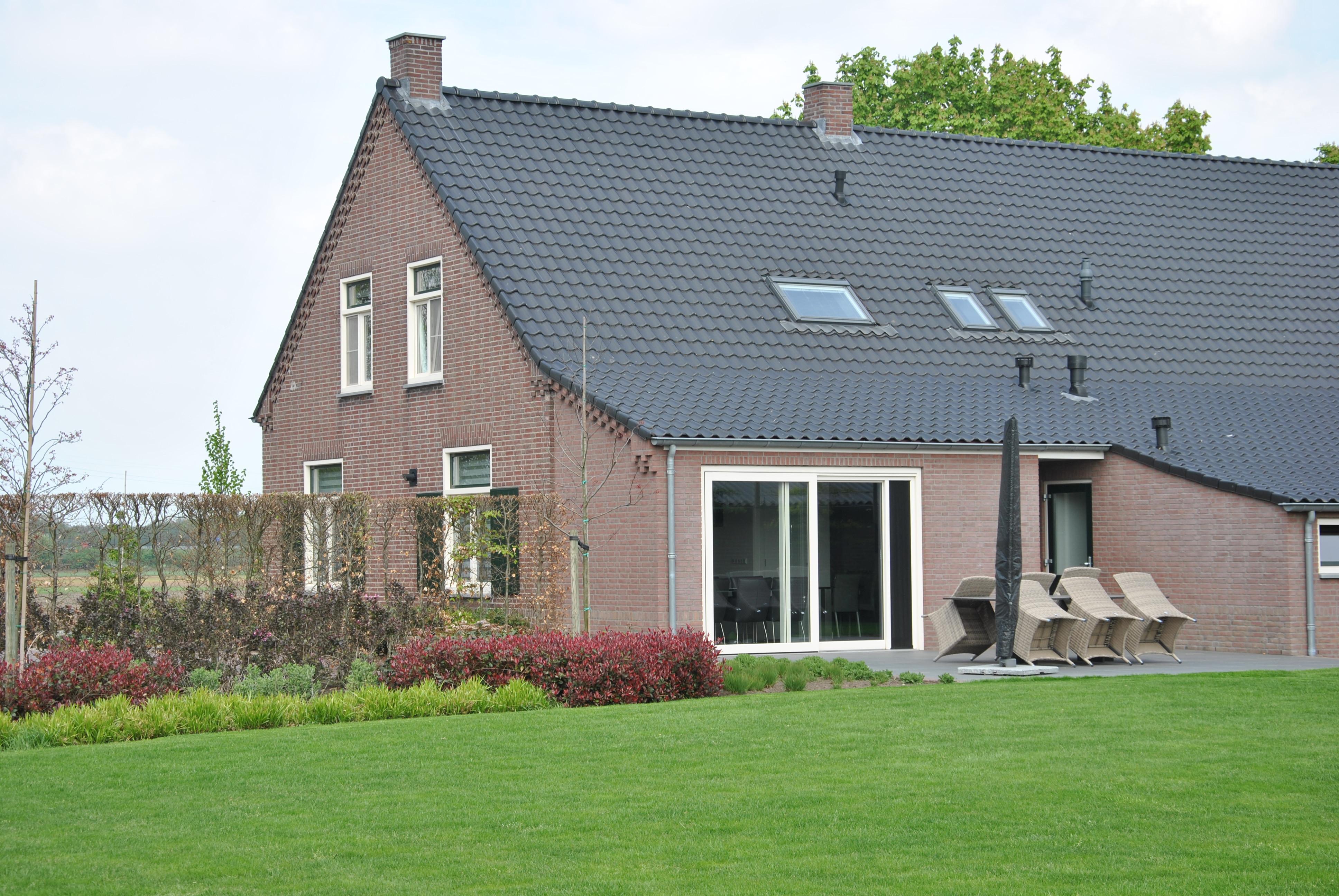 Uitbreiding woonhuis 03 - Rijkevoort
