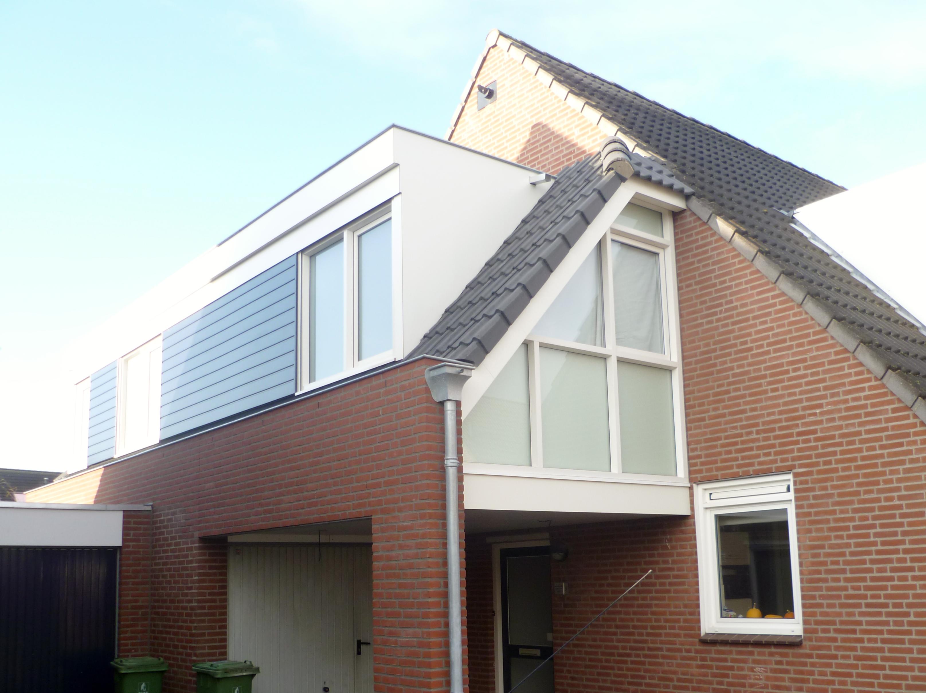 Uitbreiding woonhuis, dakopbouw 02 - Boxmeer