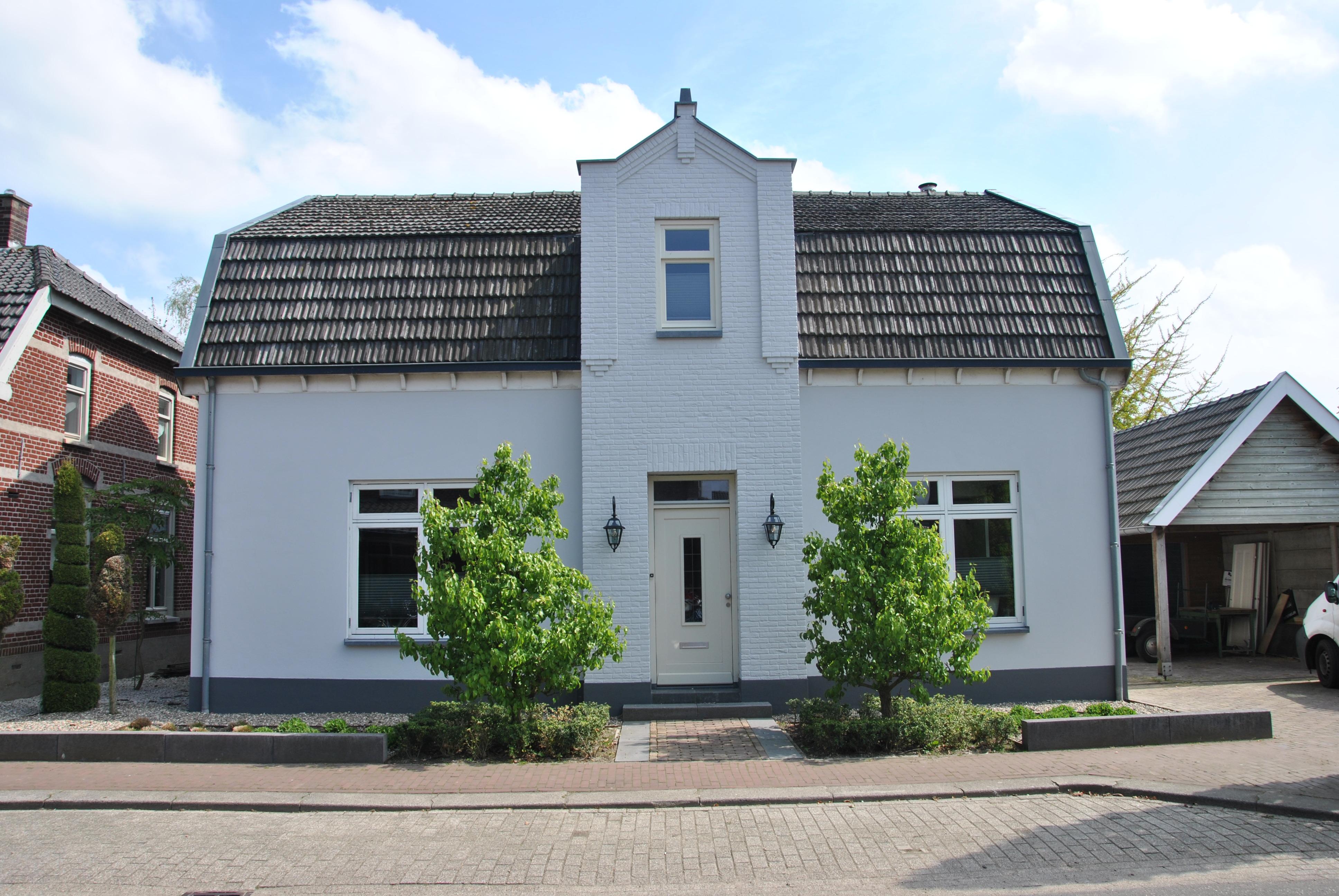 Verbouwing woonhuis - Rijkevoort
